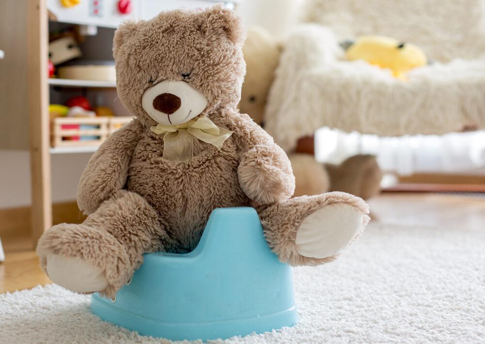 Comment aider votre bébé à être propre ?