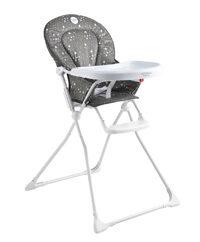 Les chaises hautes fixes pour bébé
