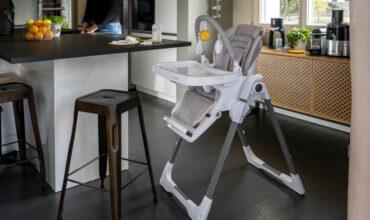 Comment choisir une chaise haute pour bébé ?