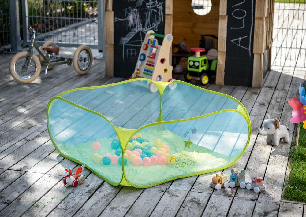 Quel parc d'éveil choisir pour bébé ?
