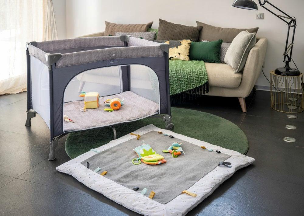 Comment choisir le tapis d'éveil de son bébé ?