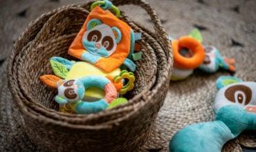 Quels jouets pour assurer l'éveil de bébé ?