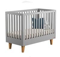 Le lit à barreaux pour les bébé de moins de 3 ans