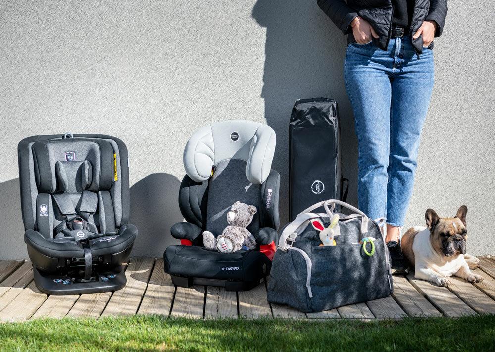 Les conseils d'Aubert pour gérer un long trajet avec bébé