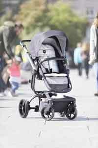 Quelle poussette pour un bébé de 12 mois et plus ?