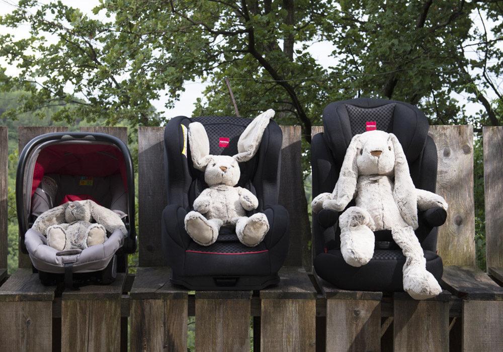 7 astuces pour faire dormir bébé en voiture
