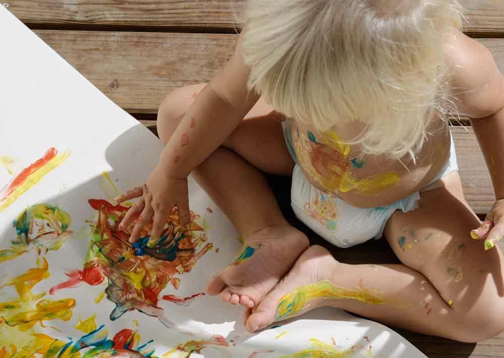 Comment apprendre les couleurs à bébé ?