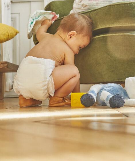 Conseils pour s'occuper d'un bébé de 12 mois et plus !