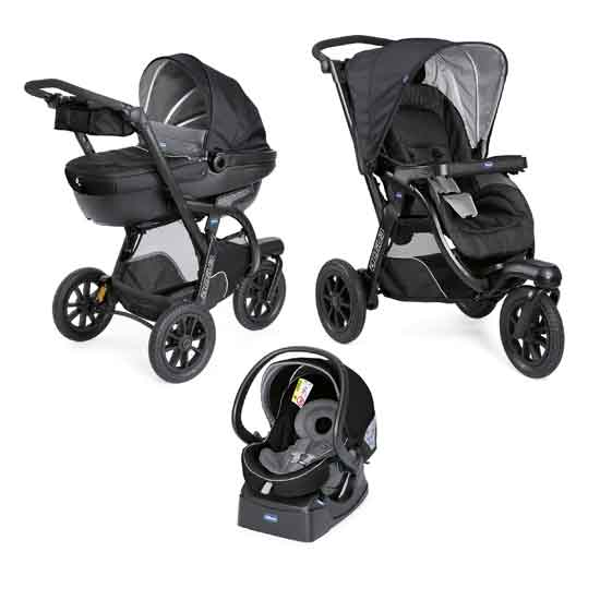 Trio Activ3 Top de Chicco