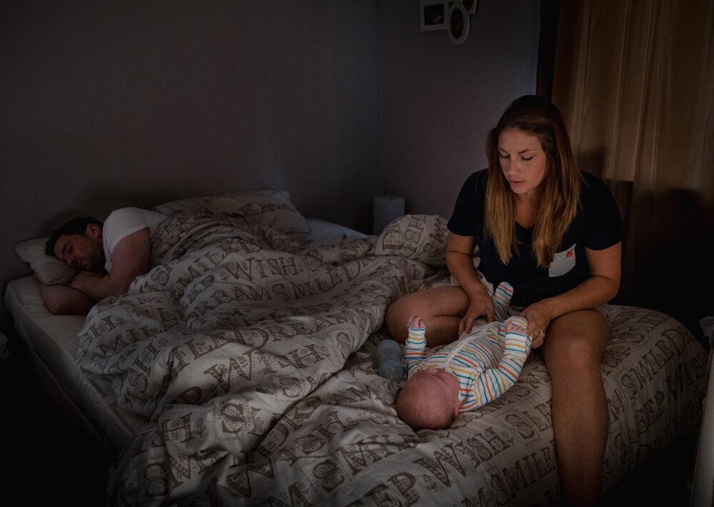 Quels sont les différents troubles du sommeil chez le bébé?