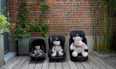 Quel siège auto choisir selon la taille de bébé ?