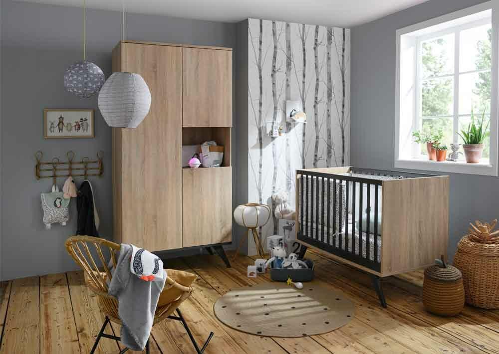 Comment gérer l'éclairage de la chambre de bébé ?