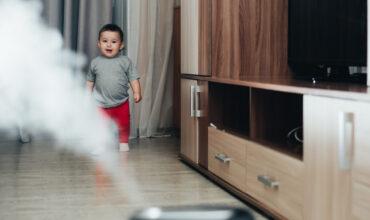 Quel humidificateur choisir pour la chambre de bébé ?