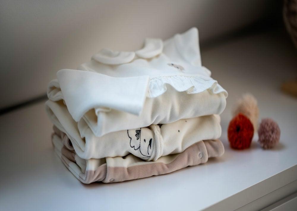 Lexique des vêtements pour bébé