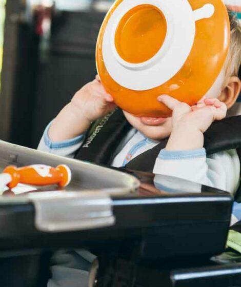 Les conseils d'Aubert pour les repas de bébé