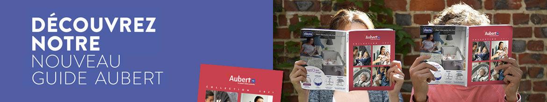 Le nouveau guide de puériculture Aubert est en ligne !