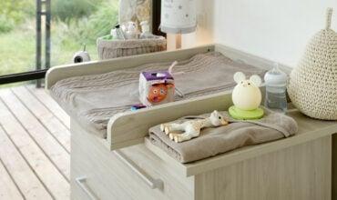 Comment choisir le matelas à langer de bébé ?