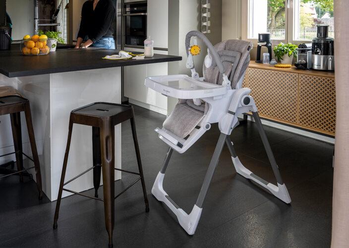 Quelle chaise haute acheter pour bébé ?