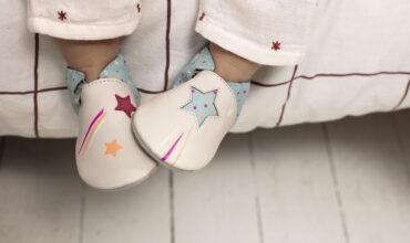 Quand mettre des chaussures à bébé ?