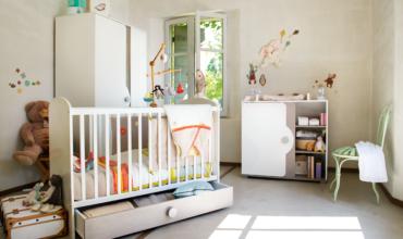 Les rangements dans la chambre de bébé, comment bien s'organiser ?