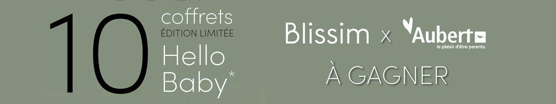 Tentez de remporter 1 coffret Blissim !