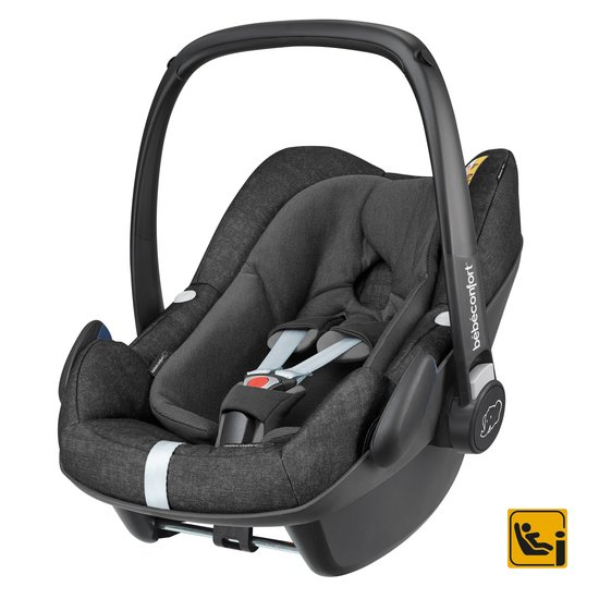 Pebble Plus Nomad Black  de Bébé Confort