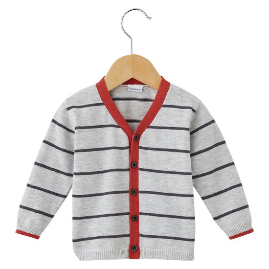 Funny Baby gilet tricot