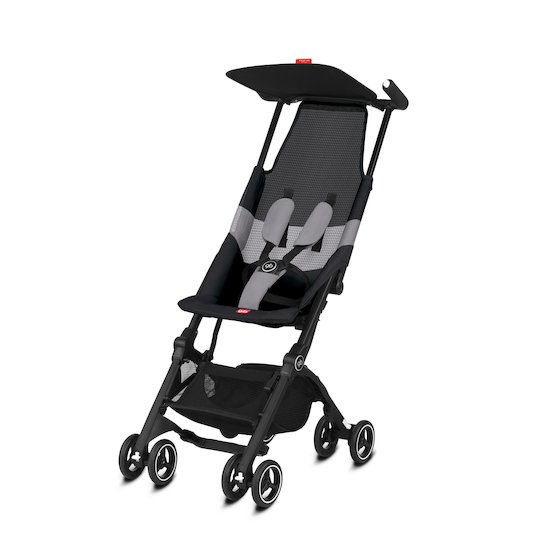 Pockit Air tout terrain Velvet Black  de gb