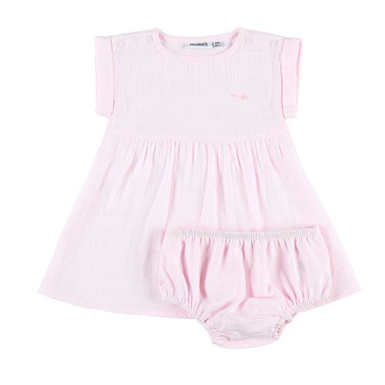 Ensemble robe et bloomer Fille Collection Cocon Eté