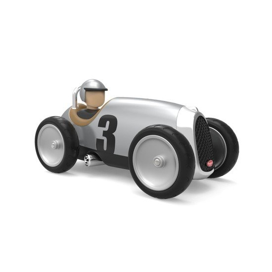 Racing car Silver  de Baghera