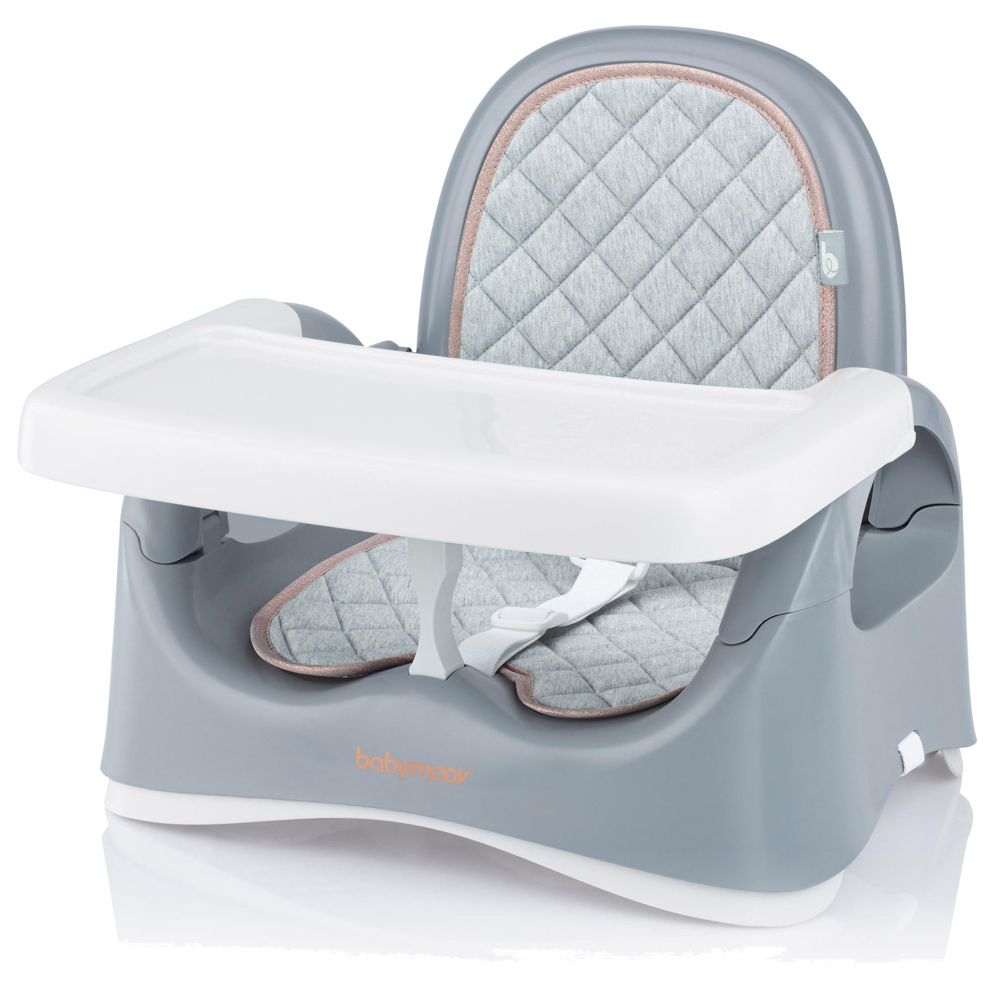 R hausseur compact smokey de babymoov r hausseurs aubert - Rehausseur de chaise aubert ...