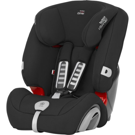 Evolva 123 Plus Cosmos Black  de Britax