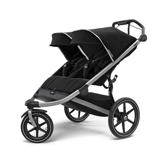 Urban Glide 2 Double Jet Black  de Thule
