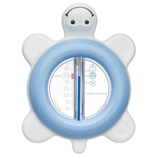 Thermomètre de bain tortue Paper boats bleu