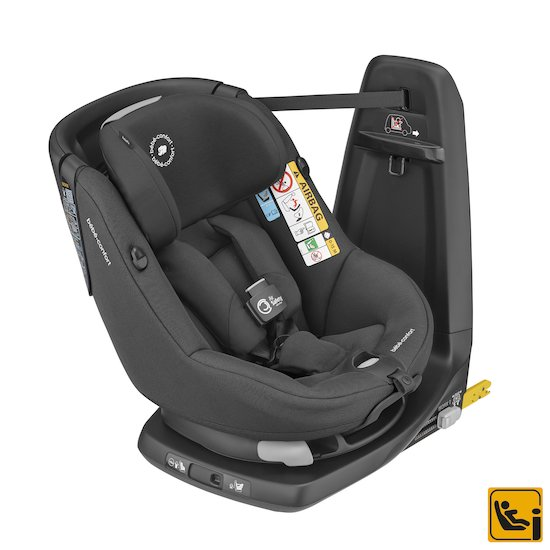 AxissFix Air i-Size Authentic Black  de Bébé Confort