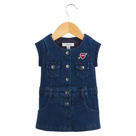 Robe Fille collection Marèse Pop Cargo Denim Cargo  de Marèse