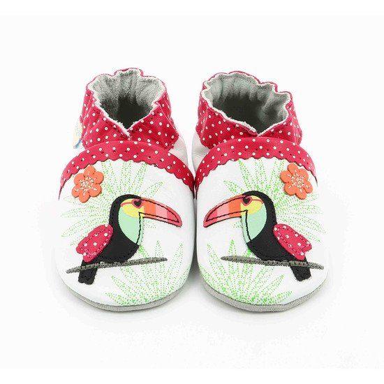 Chaussons Tropical Toucan  de Robeez