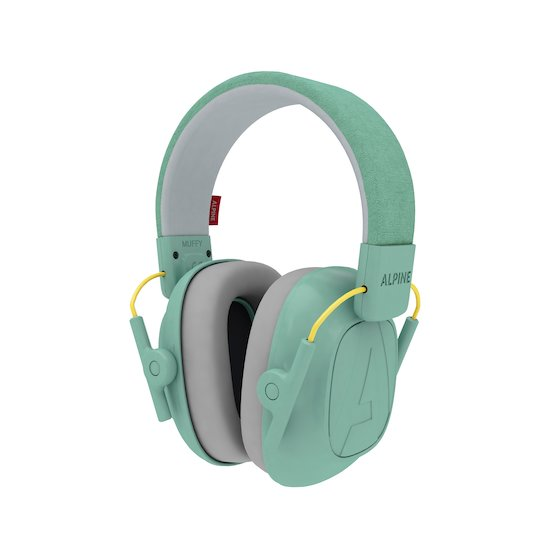 Casque anti-bruit enfant Muffy Mint  de Alpine