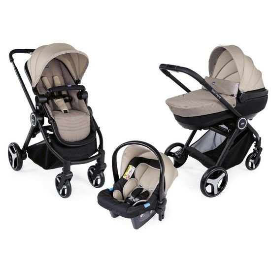Trio Best Friend Comfort Beige  de Chicco