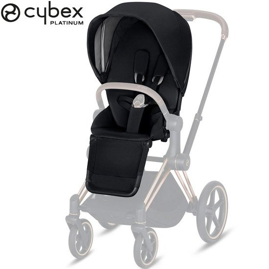 Priam pack siège Premium black  de Cybex