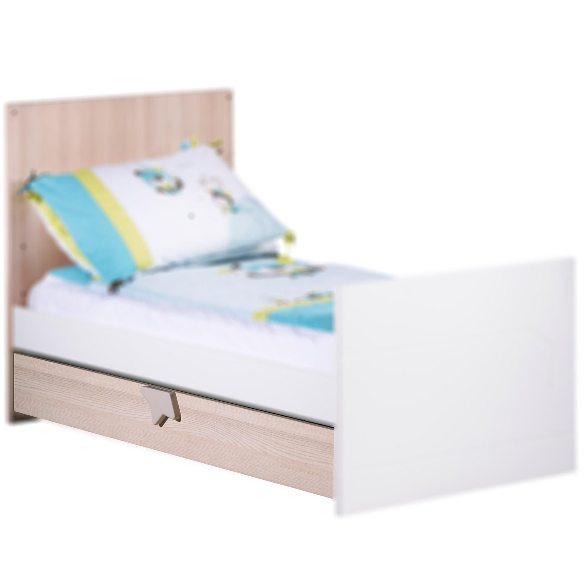 Norway tiroir pour lit 70x140 Chêne  de Sauthon Baby's Sweet Home
