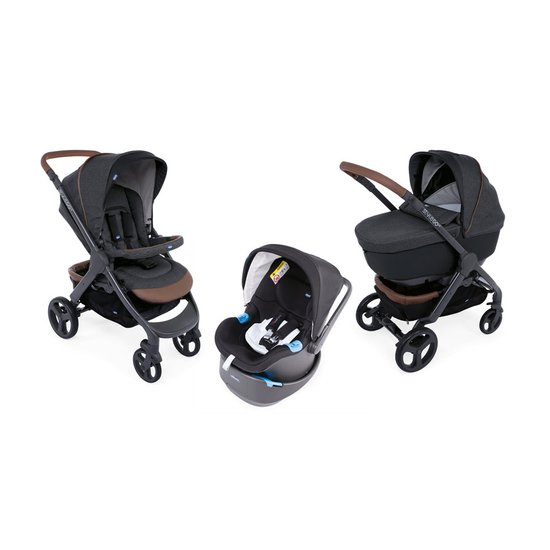 Trio StyleGo Up Bebecare  Graphite   de Chicco