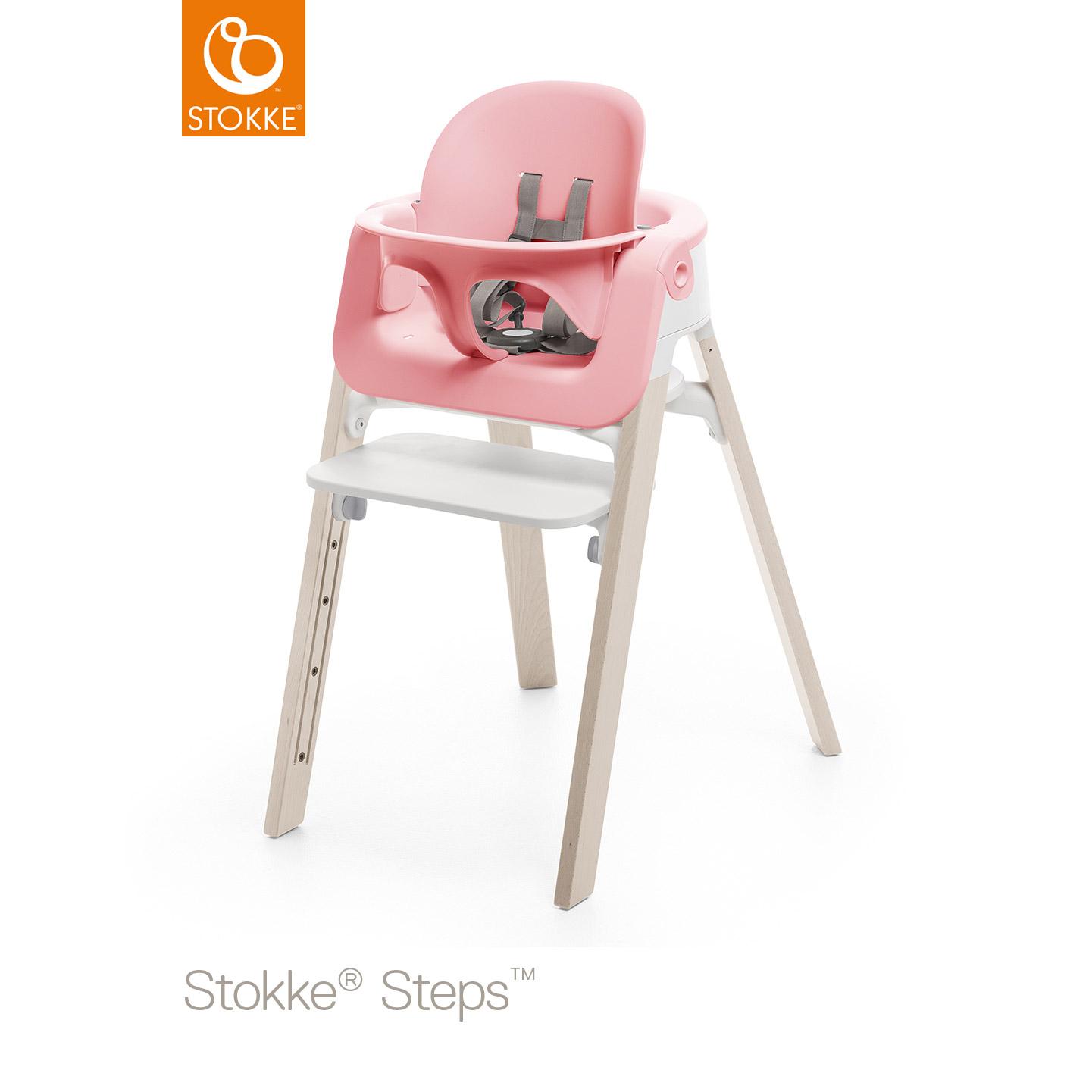 Baby Set pour chaise Steps™ Blanc  de Stokke®