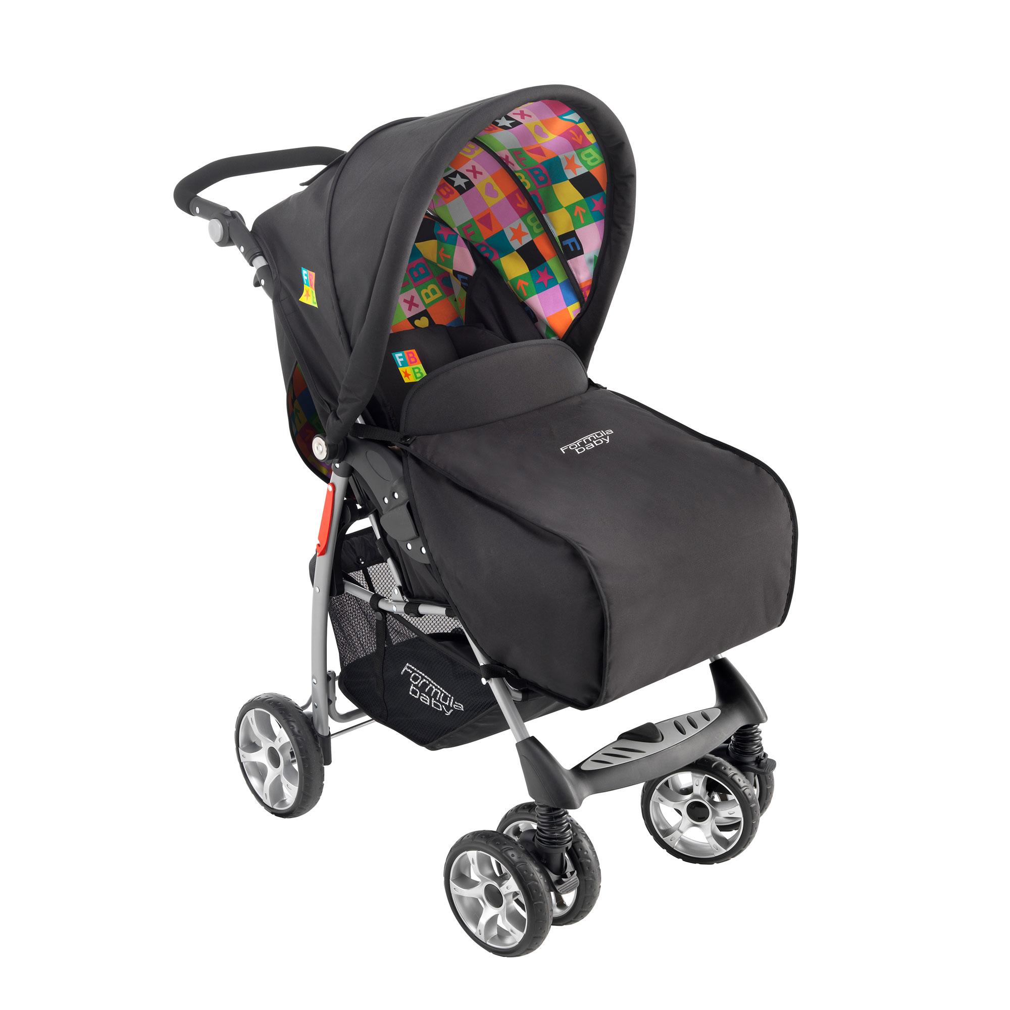 Pack Confort Arlequin  de Formula Baby