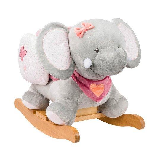 Adèle & Valentine bascule Elephant de Nattou,