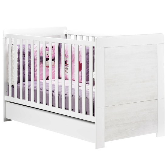 Zen Rivage lit évolutif Little Big Bed Rivage  de Sauthon Baby's Sweet Home