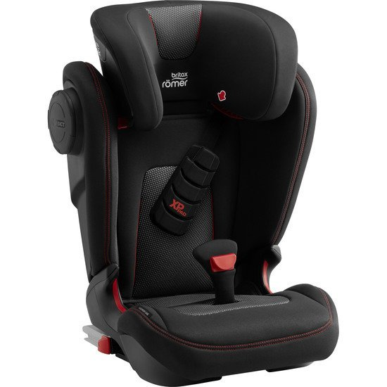 Kidfix III S Cool Flow Black  de Britax