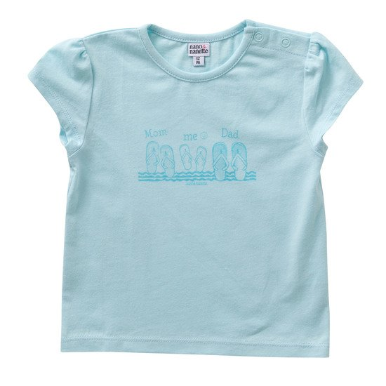 T-shirt basic collection fille printemps/été 2014