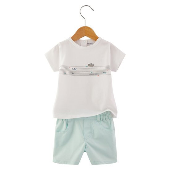Ensemble short collection Mister Diabolo