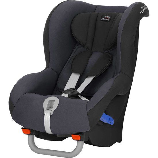 Max Way Storm Grey Black Series  de Britax